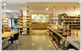 Google Business View bij Columbus Koffie & Thee