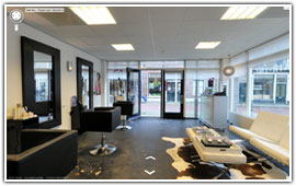 Google Business View bij Hair Inc Wageningen